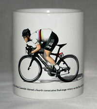 Cycling Mug. Mark Cavendish, Tour de France 2012