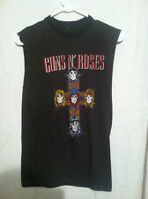 Ultra Rare Very Early Guns N' Roses Concert T-Shirt Must See!