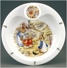 Beatrix Potter Peter Rabbit Baby Food Riscaldamento PIASTRA IDEA REGALO NUOVO