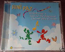 SUNI PAZ Alberta Sings & Songs For The Playground Canciones Para El Recreo CD