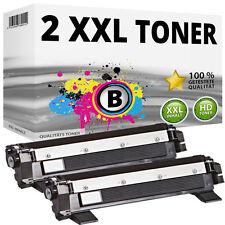 2x XXL TONER PATRONE für BROTHER TN1050 DCP1510 DCP1512 DCP1610W DCP1612 HL1110