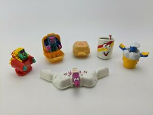 McDonalds Kids Meal Changeable Transformer Burger King Hallmark Lickety Splits