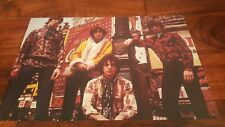 More details for pink floyd dedicated followers of fashion 1967 original rare 1980s poster *new*
