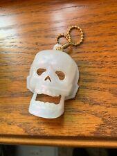 Skull Keychain Glow in the Dark