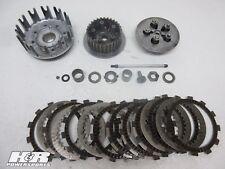 2014 Yamaha YZ250F Clutch, Clutch Basket, Inner Hub, Plates OEM 14 YZ 250F B4066