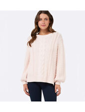 Forever New - Loreen Knitted Cable Jumper - brand new size XS