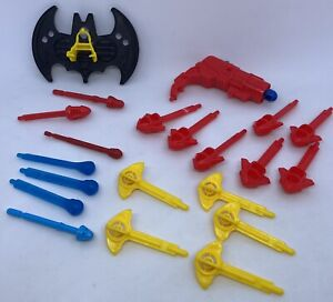 Imaginext DC Super Friends Missiles Accessories And Backpack Bundle Lot