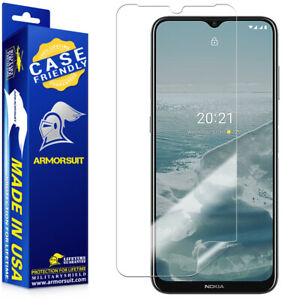 [2 Pack] ArmorSuit Screen Protector for Nokia G10/20 (2021) All Versions