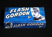 1968 Topps Flash Gordon Display Box - Printers Proof Box - No Box has been found