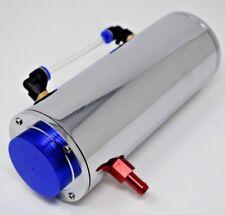 Aluminum Overflow Coolant Tank Reservoir Cooling Radiator Water 500ML CatchCan