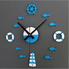 Unbranded Round Mediterranean Wall Clocks