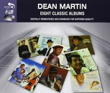DEAN MARTIN - 8 CLASSIC ALBUMS NEW CD