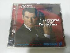 007 EL MAÑANA NUNCA MUERE TODO 007 SOUNDTRACK OST BSO CD NEW SEALED NUEVO UNICO!