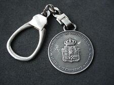Italy, Milan Art Academy, 1943 - 2003, silver key chain, 25 grams