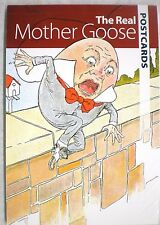 Dover THE REAL MOTHER GOOSE Postcards 2012 12 full-color ready-to-mail*