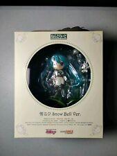Nendoroid #493, Snow Miku: Snow Bell Ver. (Good Smile Company)