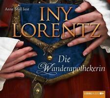 Preisalarm! HÖRBUCH auf 6 CDs * Die Wanderapothekerin / Iny Lorentz * NEU & OVP
