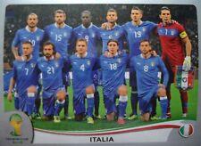 Panini 318 Team Italia Italien FIFA WM 2014 Brasilien