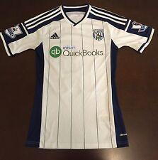 Rare Adidas West Bromwich Albion Cristian Gamboa Futbol Soccer Jersey