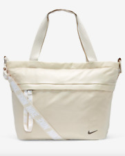 Nike Sportswear Essentials Tote Laptop Bag Light Orewood Brown BA6142 364 - NEW!