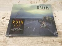 RUSH  Working Men  Live Atlantic digipak  CD 2009 new & sealed  Geddy Lee