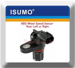 ABS wheel Speed Sensor Rear Left/Right Fits:Dodge B1500 2500 3500 Dakota Durango
