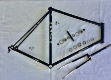 "Fuji 1980s Royale Bicycle Frame Fork Bottom Bracket 25"" - 63.5 cm"