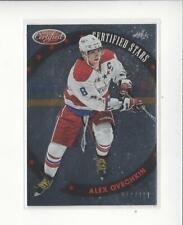 2012-13 Certified Stars #7 Alex Ovechkin Capitals /999