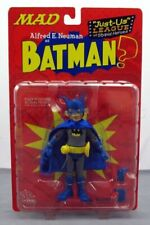 RARE Collectible Mad Mag Series 1 Alfred E Neuman Batman DC Direct Action Figure