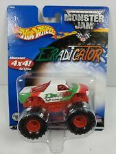 Hot Wheels Monster Jam Eradicator 2002 Monster Truck Red Dot Package - New, K1