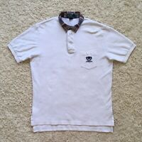 Vintage Polo Ralph Lauren Men's Royal Yacht Club Short Sleeve Polo Shirt Medium