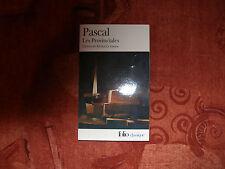 Pascal Les Provinciales - Michel le Guern - franz. Ausgabe