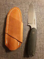 Bradford Knives--Guardian 3.5 Sabre 3D Black