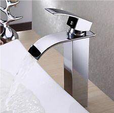 Cromato Moderno Designer Bagno & Cucina Bacino Miscelatore rubinetto per lavello