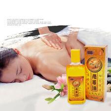 230ml Huile De Gingembre Thérapie Plantes Massage Guasha Drainage Lymphatique