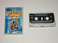 THE WIZARD OF OZ ORIGINAL CAST ALBUM CASSETTE TAPE CBS PAT 45356 JUDY GARLAND