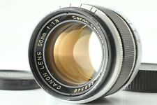 【EXC++++】Canon 50mm F1.8 L39 LTM Leica Screw Mount Late Model from Japan