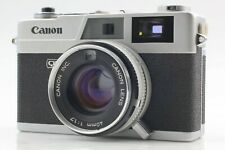 【Near Mint】 Canon Canonet QL17 40mm f/1.7 Rangefinder From Japan