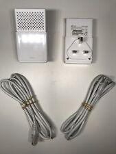 TP-Link AV1000 TL-PA7010 1-Port Gigabit Powerline Starter Kit USED