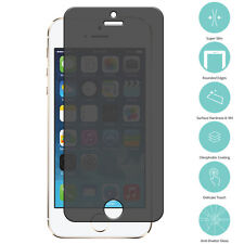 Premium Privacy Anti-Spy Tempered Glass Screen Protector for iPhone 5 5S 5C
