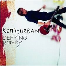 "Keith urban ""Defying Gravity"" CD 14 tracks NEUF"