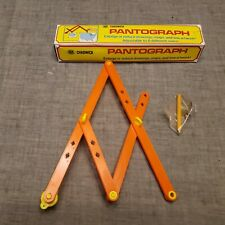 Vintage Chadwick Pantograph In Original Box New Unused