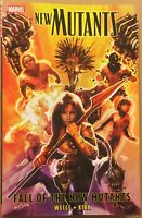 New Mutants - Vol. 3 Fall of the New Mutants - NM - tpb - Wells - Kirk - Marvel
