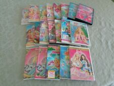 Barbie DVD Movie collection Pick and Choose Order more & Save! Save on Shipping