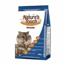 Nature's Touch Hamster 500G