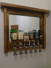 The Lezele bar mirror with optics
