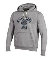 Notre Dame Fighting Irish Under Armour Loose ColdGear Hoodie Sweatshirt Size 3XL