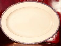 Lenox  Presidential Collection Hamilton   Oval Platter mint condition 16""