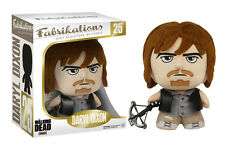 FUNKO FABRIKATIONS - THE WALKING DEAD - DARYL DIXON PLUSH ACTION FIGURE 15CM