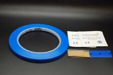 3M 471 Strong Blue, Red, Yellow Vinyl Tape Set for Decoration, Masking